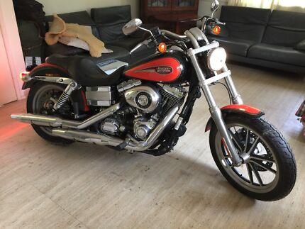 Harley Davidson  2008 DYNA Low Rider