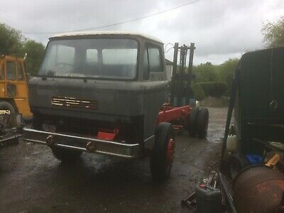 Ford D Series 800 Chassis Cab