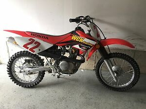 2007 Honda crf 80 mint condition $1650 available this weekend!