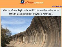 Red Moon Travels and Tours Perth CBD Perth City Preview