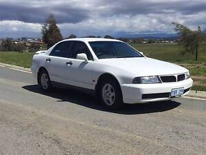 Mitsubishi Magna Solara Sedan 1998 | With Brand New Tyres Capital Hill South Canberra Preview