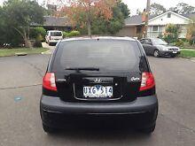 2007 hyundai getz with rwc and rego Box Hill South Whitehorse Area Preview