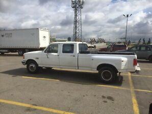 1988 FORD F350 DUALLY MANUAL PICKUP TRUCK