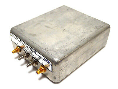 Wavetek M10h Module For Wavetek Signal Generator