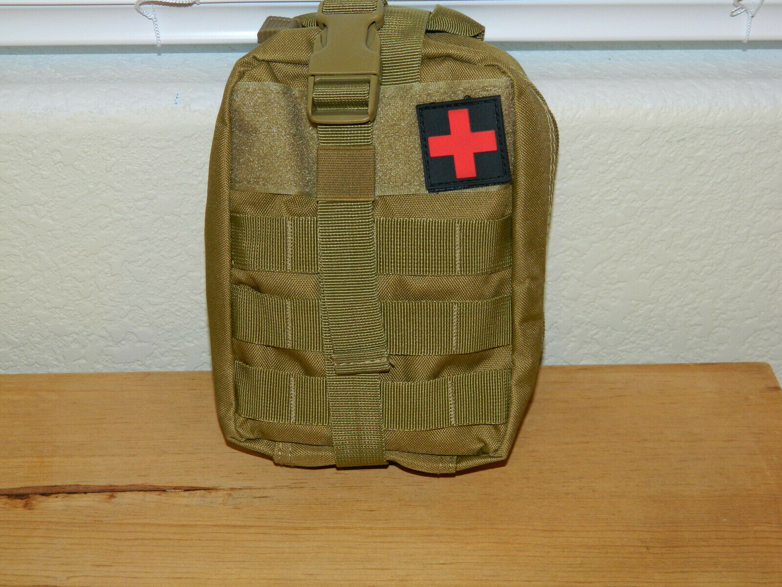 Tactical First Aid Kit Survival Molle Ripaway EMT Outdoor Me