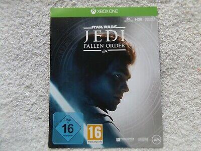 STAR WARS JEDI FALLEN ORDER XBOX ONE ( deluxe edition game code )