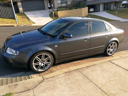 Audi a4, very nice car