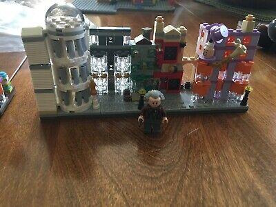 Harry Potter LEGO set # 40289 Mini Diagon Alley, No INSTRUCTIONS, No Box
