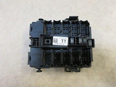 2007-2014 CADILLAC ESCALADE UNDER DASH JUNCTION BOX BLOCK OEM 20813086