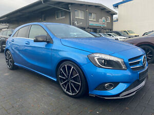 Mercedes-Benz A 180 BlueEfficiency Brabus Optik Navi ACC LM18""