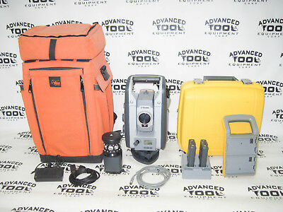 Trimble S8 Dr Plus 2 Robotic Total Station W Prism Charger Case 2.4ghz