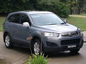 Holden Captiva 7 Grafton Clarence Valley Preview