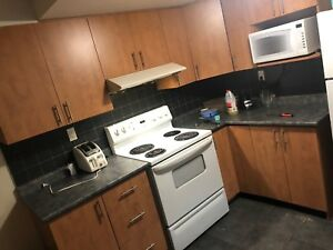 Room available in basement for 2 students