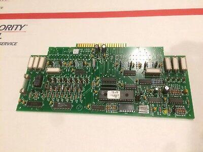 Simplex 4100-5005 8 Zone Input Module 4100u Fire Alarm 565-255 Monitor Card