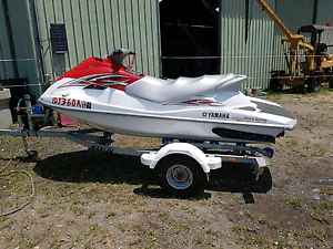2008 Yamaha VX 700 Jet Ski Salt Ash Port Stephens Area Preview