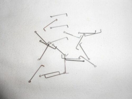 * HO SCALE ATHEARN HANDRAIL STANCHIONS *