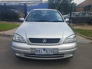2002 Holden Astra  CD West Footscray Maribyrnong Area Preview