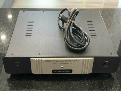 Furman IT Reference 7 Discrete Symmetrical AC Power Conditioner