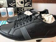 Lacoste black leather shoe Parramatta Parramatta Area Preview
