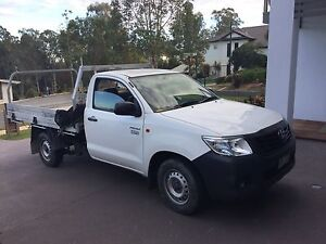 2013 Toyota Hilux Ute Brookwater Ipswich City Preview