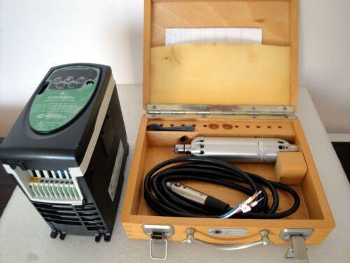 OBERG SPINDLE MOTOR VM-10 & VFD CONVERTER