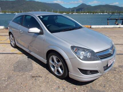 2009 Holden Astra SRi Sports Coupe