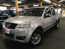 NEED FINANCE FOR A WORK UTE? 2011 4X4 DUAL CAB GREAT WALL Murarrie Brisbane South East Preview