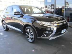 Well Sort After Mitsubishi Outlander Wagon 2015 Model Hobart CBD Hobart City Preview