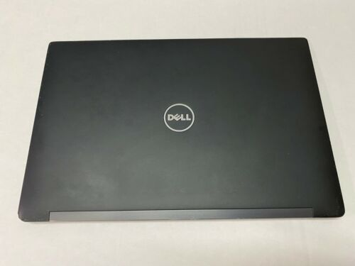 """Genuine Dell Latitude 7480 14"""" Lcd Back Cover Lid For Touchscreen Jmcw9 Damaged"""