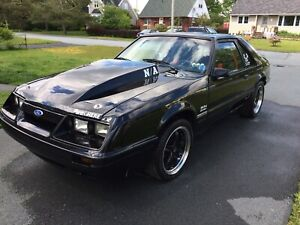 86 mustang gt 347ci ( price reduced)