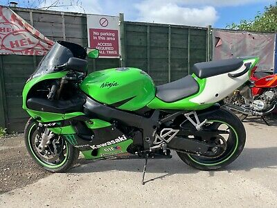 Kawasaki ZX7-R - X Reg (2000) - Good Condition - 21K Miles - See Description