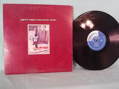 King Short Shirt  Ghetto Vibes  Charlies Records Cr 103  1976  Calypso  Soca