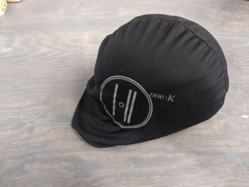 One K Defender Chrome Stripe Helmet - Black Matte CS - Large - Used - Good