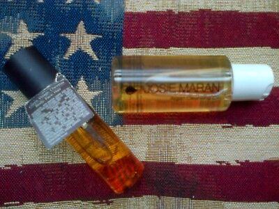 Josie Maran Argan Cleansing Oil & Caudalie Divine Oil