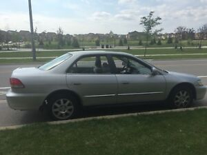 2002 Honda Accord- low mileage