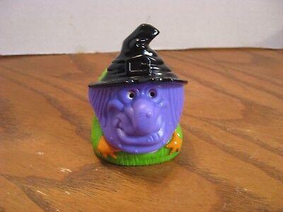 Halloween Kids Meals (McDonalds Kids Meal Toy - Halloween Witch McNugget -)