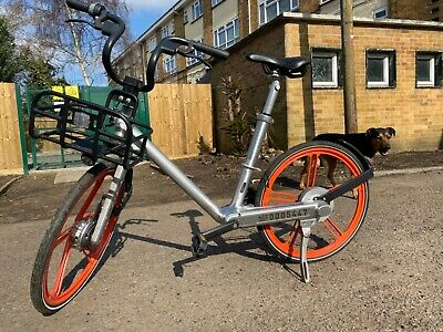 100 Units Classic bike Ex hire (mobike) london