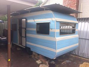 16ft caravan Fremantle Fremantle Area Preview