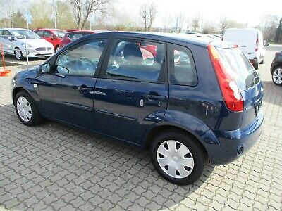Ford Fiesta Style 1,3Ltr. 60PS*Klima.*Schiebedach* PA