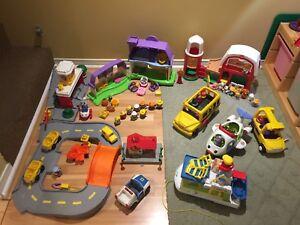 Lot de jouets Fisher Price