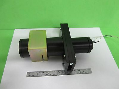 Microscope Part Polyvar Reichert Leica Internal Lens Detector As Is Bins6-13