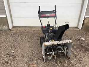SnowBlower 8HP Electric Start and Carburetor are New!!