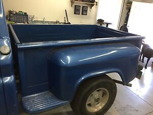 1965 step side SWB box only for sale