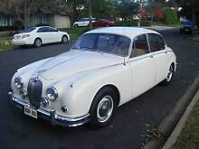 Jaguar MK II Sedan 3.4 Auto Urrbrae Mitcham Area Preview
