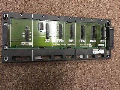 Mitsubishi Plcs A1s35b 4-slot Rack