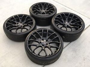 "20"" BREYSTON Rims and Tires"