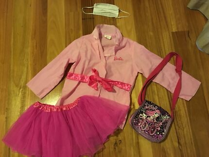 Girls costume dress up