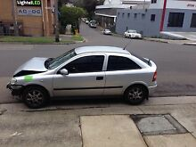2002 Holden Astra for wrecking or repair LOWKMS Mosman Mosman Area Preview
