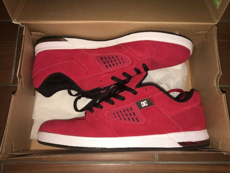 New DC Centric S  ATHLETIC RED (ATH) Men