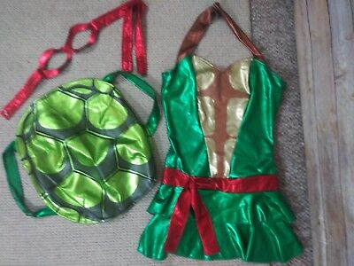 Spirit Halloween Teenage Mutant Ninja Turtles Dress Costume Adult Small Shell - Ninja Costume Spirit Halloween